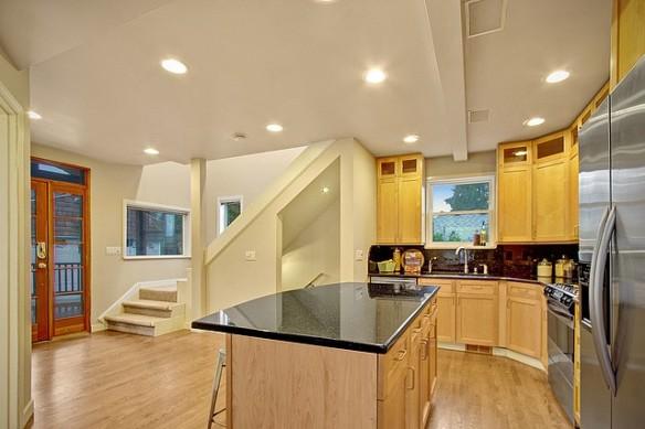 8th Ave NE kitchen - after