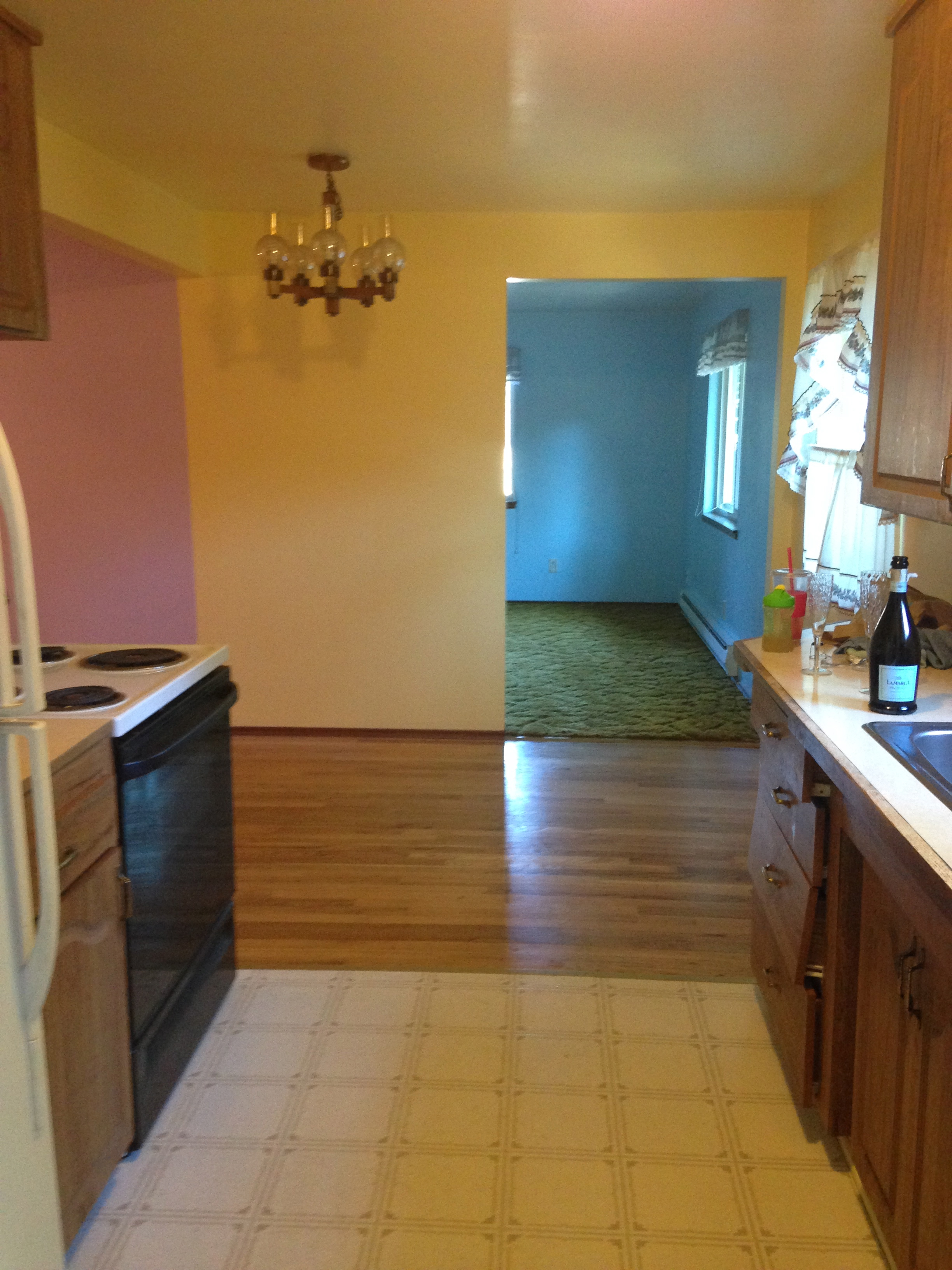 Oak Floors In Kitchen White Oak Hardwood Flooring Seattle General Contractor And