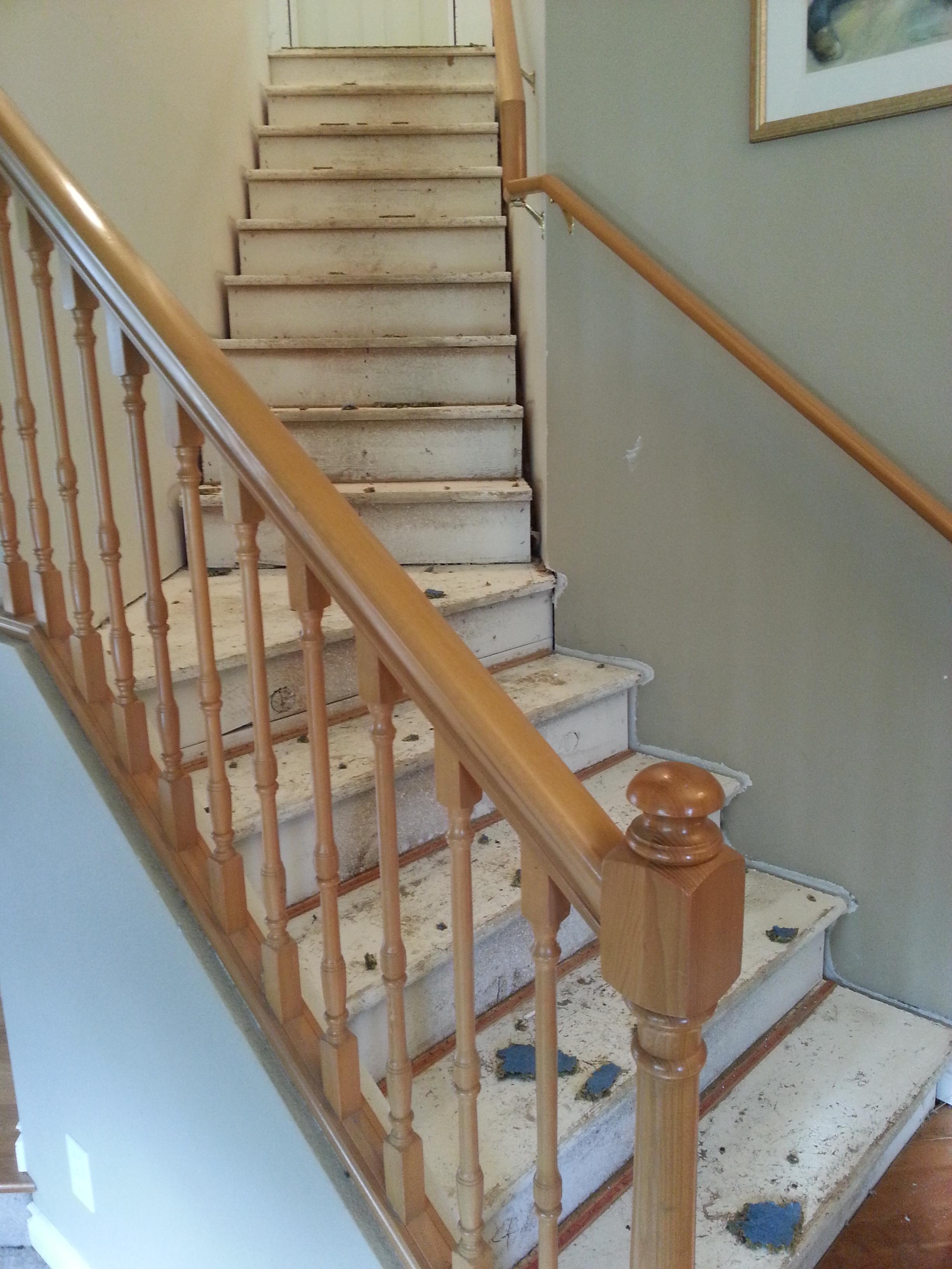 Bellevue Stairs ...