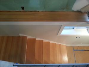 Shane Fir Stairs 2