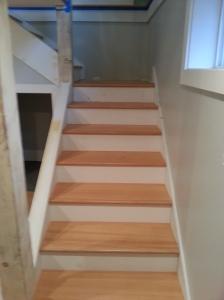 Shane Fir Stairs